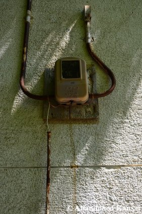 Electricity Meter, 1961 Model