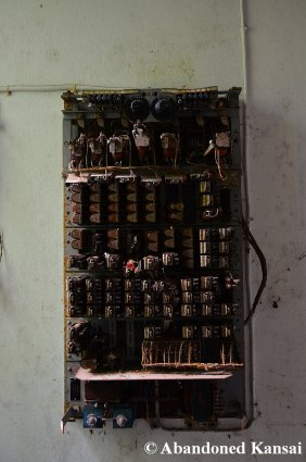 Rusty Switchbox