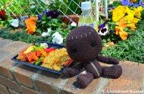 Sackboy Enjoys A Bento (Lunch Box)
