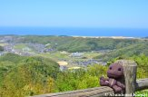 Sackboy In Front Of The Tottori Sand Dunes