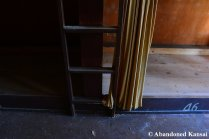Abandoned Youth Hostel Bunk Bed