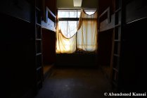Abandoned Youth Hostel Room