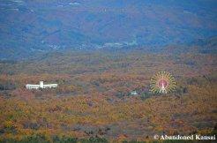Nearby Ferris Wheel