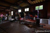 Abandoned Japanese Arcade