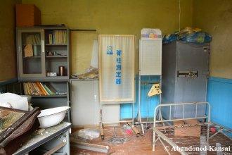 Abandoned Nurse's Room