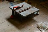 Abandoned Table Saw