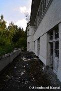 Back Of The Kurhaus Stromberg