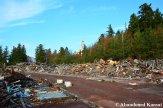 Destroyed Niigata Russian Village