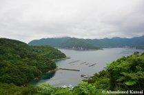 Japan's Coast On A Tsuyu Day