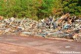 Niigata Russian Village Debris