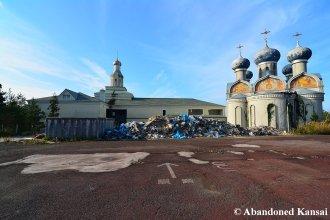 Niigata Russian Village Leftovers