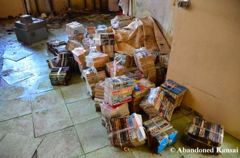 Piles Of Rotting Manga
