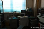 Rundown Hospital Office Room