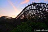 Sunrise At Nara Dreamland