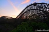 Sunrise At Nara Dreamland