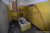 Vandalized German Spa