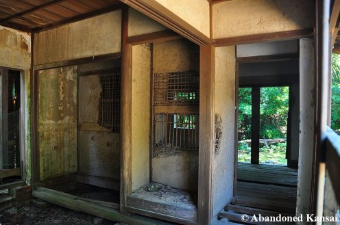 Abandoned House On Tomogashima