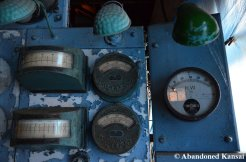 Beautiful Old Gauges And Lamps
