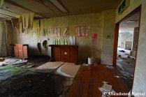 Rotten, Vandalized Abandoned Onsen