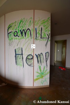Family Hemp Graffiti