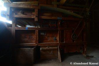 Massive Wooden Machine