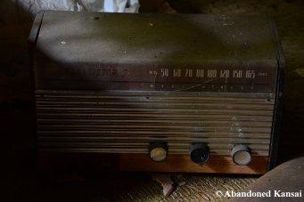 Old Japanese Radio