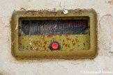 Panikbeleuchtung - Bei Gefahr Knopf drücken