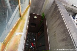 The World's Smallest Inner Courtyard