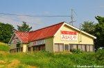 Abandoned Restaurant At MountIbuki