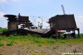 Destroyed Lift Platform