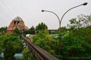 Nara Dreamland In Spring