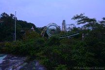 Nara Dreamland Just Before Sunrise