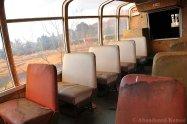 Nara Dreamland Monorail - Dirty, But Not Vandalized