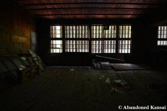 Uneven Wooden Floor