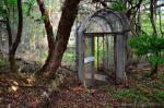 Abandoned Shodoshima PeacockGarden