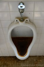 Dirty Urinal