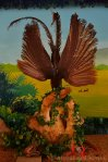Peacock Taxidermy