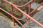 Rusty Safety Rails