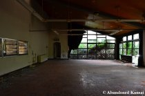 Abandoned Hospital Dining Room