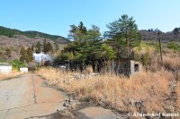 Abandoned Hot Spring In Japan