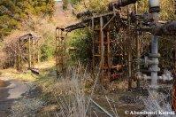 Abandoned Hot Spring Piping