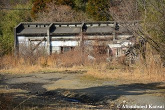 Abandoned Onsen Building