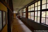 Dirty School Hallway