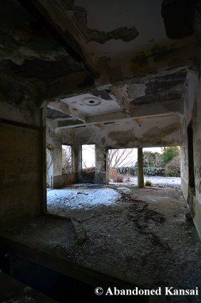 Abandoned Funicular Station