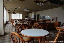 Abandoned Hotel Restaurant