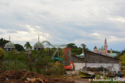 Demolished Nara Dreamland