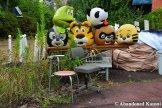 Nara Dreamland Animal Heads