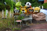 Nara Dreamland Animal Heads