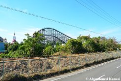 No More Vegetation Near The Fence - The Nara Dreamland DMZ...