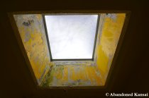 Yellow Ceiling Window